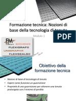 FluidmecSchool - Nozioni di base della tecnologia di tenuta