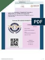 Cuestionario de Identificación de Factores de Riesgo en Viajeros-JOSSELYN