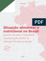 Atlas Situacao Alimentar Nutricional Populacao Adulta