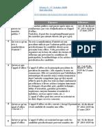 Séance 3 législation des marchés publics