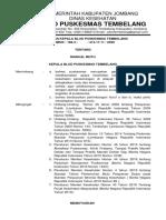 Manual Mutu pkm Tembelang 2020 rev 1