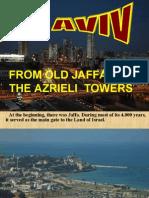 Telaviv-from Jaffa to Azriely towers-EN