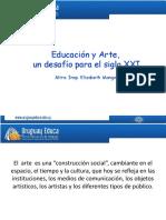 Educación y Arte en La Escuela Primaria (1)