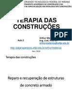 TERAPIA DAS CONSTRUCOES - Aula 2