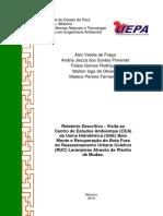 Relatório Técnico - Recuperação de área de degradada
