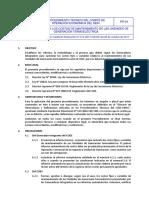 34 Determinación de Los Costos de Mantenimientos de Las Unidades de Generación Termoeléctrica