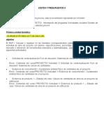 1a-Costos y Presupuestos II