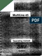 Multiline 45