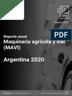 Reporte Agrario