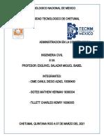 INVESTIGACION DE ADMINISTRACION DE CONSTRUCCION (1)