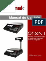 BALMAK Manual do Usuário ÓRION 1 (REV 8)