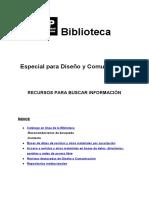 BIBLIOTECA UP RECURSOS