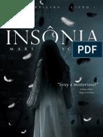 Nefilins 01 - Insônia - Mari Scotti