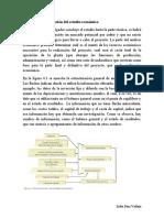 Objetivos estructuración del estudio económico