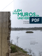 Além dos Muros da Universidade - Planejamento Urbano e Regional e Extensão Universitária - ANPUR 2019