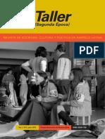 Noguera-Revista Taller (segunda epoca)