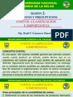 SESION 02 COSTOS CLASIFICACION E IMPORTANCIA (2)