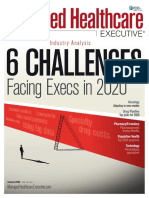 6 Challenges for 2020