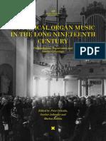 Liturgical Organ Music WEB