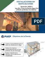 Clase 03.a Trazo de Red de Agua Fría y Diseño Preliminar de Tuberías