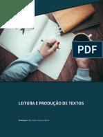 Leitura e Produção Textual - Unidade 1