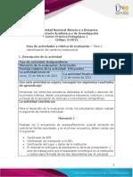 Guia de Actividades y Rúbrica de Evaluación - Paso 2 - Identificación Del Contexto Institucional