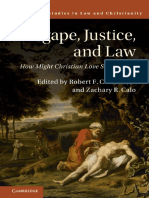 Cochran, Robert F - Agape, justice, and law_ how might Christian love shape Law