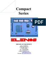 Elenos compact eindtrappen T series