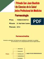 CLASE-06-Farmacocinetica