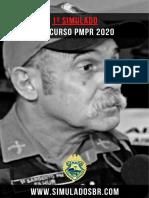 3º Simulado PMPR Soldado 2020