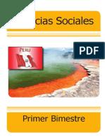 4-CIENCIAS SOCIALES 1º-PRIMER BIMESTRE