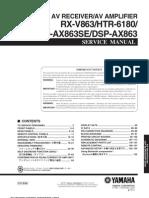 RXV863-SericeManual