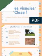 Clase 1 artes visuales