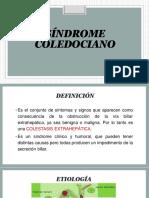 SiNDROME COLEDOCIANO