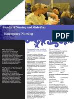 2010 Emergency Brochure