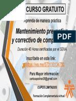 FLAYER MANTENIMIENTO DE PC