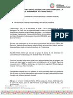 10-11-2020 ORGANIZACIONES COMO GRUPO ANÁHUAC SON COADYUVANTES EN LA TOMA DE DECISIONES- GOBERNADOR HÉCTOR ASTUDILLO