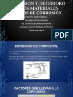 Tipos de Corrosión.