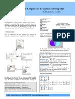 Algebra de Conjuntos en PostgreSQL