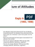 nature of attitudes for 34