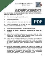 -Orden Del Dia 01-Mar-2011 ORDok