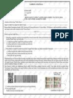 surat kuasa LHKPN (materai)