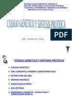 Codigo Gentico