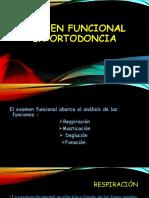 Examen Clinico Funcional