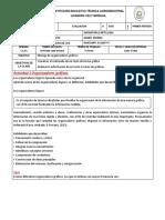 FTA #1. GRADO 9. CASTEALLANO. PRIMER PERIODO