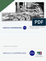 AIRGOLD COMPRESSORES - APRESENTAÇÃO