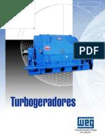 Catálogo Turbogeradores