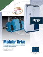 Catálogo Modular Drive