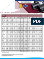 Daftar Harga Pipa Rucika Black Feb 2020 2