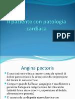 Il Paziente Con Patologia Cardiaca